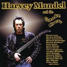 Harvey Mandel: Harvey Mandel & Snake Crew, CD