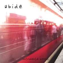Paul Ahn: Abide-Instrumental Worship, CD