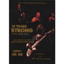 Ecu Jazz Studies: 10 Years Strong, DVD