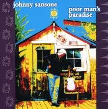 Johnny Sansone: Poor Man's Paradise, CD