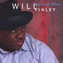 Will Finley: More Of Thee, CD