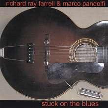 Farrell/Pandolfi: Stuck On The Blues, CD