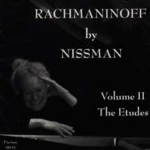 Sergej Rachmaninoff (1873-1943): Rachmaninoff By Nissman 2, CD