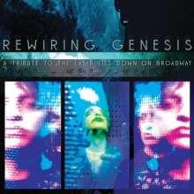 Rewiring Genesis: A Tribute To The Lamb Lies Down On Broadway, 2 CDs