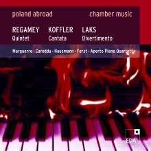 Poland Abroad - Kammermusik, CD