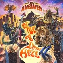 The Answer: Raise A Little Hell, CD