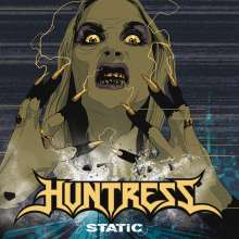 Huntress: Static, CD
