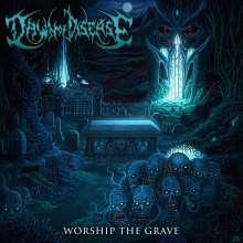 Dawn Of Disease: Worship The Grave, CD