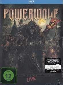 Powerwolf: The Metal Mass: Live 2015 (Mediabook) (2 Blu-ray + CD), 2 Blu-ray Discs und 1 CD