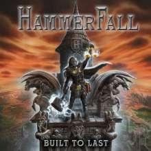 HammerFall: Built To Last, CD