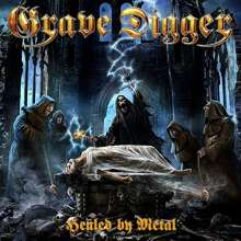 Grave Digger: Healed By Metal, CD