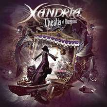 Xandria: Theater Of Dimensions, CD