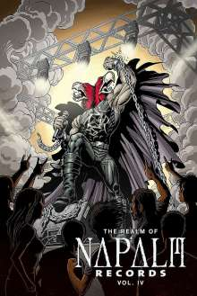 The Realm Of Napalm Records Vol.4, 1 DVD und 1 CD