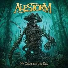 Alestorm: No Grave But The Sea, CD