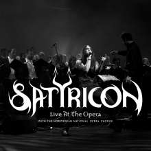 Satyricon: Live At The Opera, 3 CDs