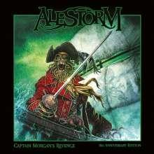 Alestorm: Captain Morgan's Revenge (10th-Anniversary-Edition), 2 CDs