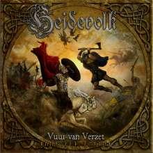 Heidevolk: Vuur Van Verzet, LP
