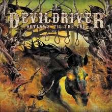DevilDriver: Outlaws 'Til The End Vol. 1, CD