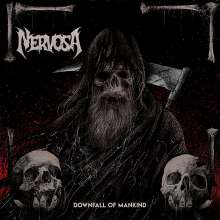 Nervosa: Downfall Of Mankind, CD