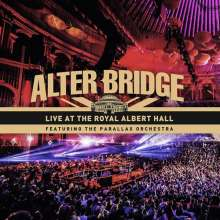 Alter Bridge: Live At The Royal Albert Hall Feat. The Parallax Orchestra (180g) (Limited-Edition) (Red Vinyl), 3 LPs