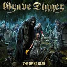 Grave Digger: The Living Dead, CD