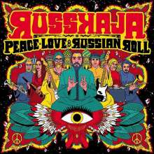 Russkaja: Peace, Love & Russian Rol, CD