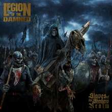Legion Of The Damned: Slaves Of The Shadow Realm (Mediabook), 1 CD und 1 DVD