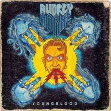 Audrey Horne: Youngblood, CD
