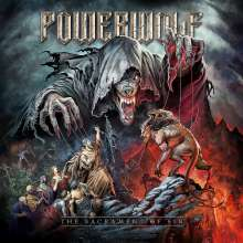 Powerwolf: The Sacrament Of Sin (Deluxe Edition), 2 CDs