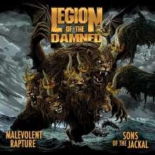 Legion Of The Damned: Malevolent Rapture / Sons Of The Jackal, 2 CDs