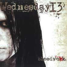 Wednesday 13: Bloodwork (LImited Edition), LP
