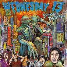 Wednesday 13: Spook & Destroy (Limited Edition), LP