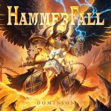 HammerFall: Dominion, CD