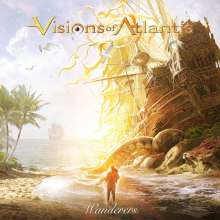 Visions Of Atlantis: Wanderers, CD