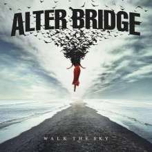 Alter Bridge: Walk The Sky, CD