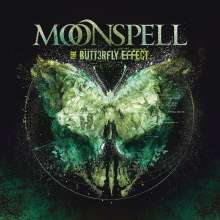 Moonspell: The Butterfly Effect, CD