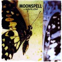 Moonspell: The Butterfly Effect (Reissue) (Limited Edition) (Green Vinyl), 1 LP und 1 Single 7""