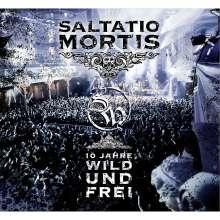 Saltatio Mortis: 10 Jahre wild und frei (Reissue), 2 CDs