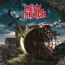 Metal Church: From The Vault, CD