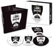 Skálmöld: 10 Year Anniversary: Live In Reykjavik, 2 CDs und 1 Blu-ray Disc