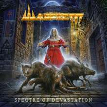 Warfect: Spectre Of Devastation, CD
