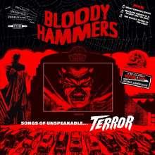 Bloody Hammers: Songs Of Unspeakable Terror, CD