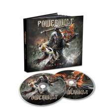 Powerwolf: Call Of The Wild (Mediabook), 2 CDs