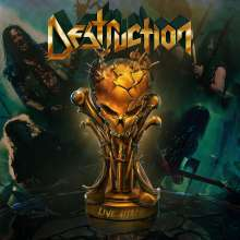 Destruction: Live Attack, 2 CDs und 1 Blu-ray Disc