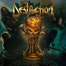 Destruction: Live Attack, 3 LPs