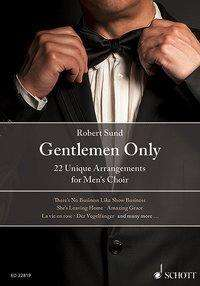 Gentlemen Only, Buch