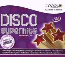 Karaoke & Playback: Karaoke Disco Superhits, 3 CDs