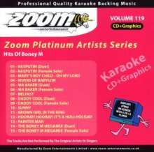 Karaoke & Playback: Hits Of Boney M., CD