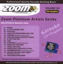 Karaoke & Playback: Hits Of Olivia Newton-John (CDG), CD