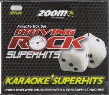 Driving Rock Superhits (CDG), 3 CDs